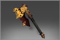 Cosmetic icon Supreme Axe of the Warboss.png