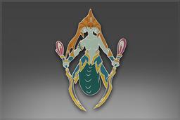 Cosmetic icon Classic Pin Naga Siren.png