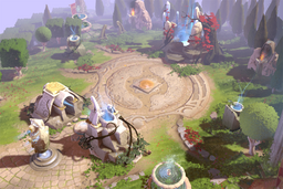 Cosmetic icon Immortal Gardens.png