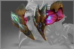 Cosmetic icon Claws of the Rancorous Nemesis.png
