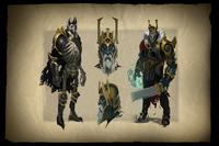 Загрузочный экран: Envisioning Wraith King