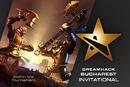 DreamHack Bucharest 2014 Invitation Ticket