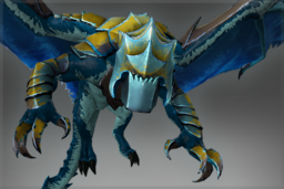 Cosmetic icon Kindred of the Iron Dragon.png