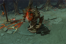 Cosmetic icon Guardians of the Lost Path Dire Towers.png