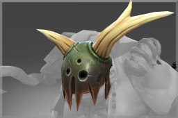 Cosmetic icon Helm of the Nurgle Champion.png
