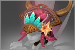 Cosmetic icon Helm of the Rain Forest Refugee.png