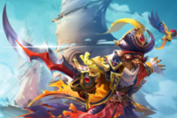 Tales of the Windward Rogue Loading Screen
