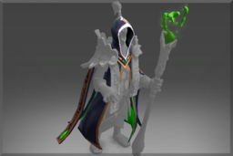 Cosmetic icon Cloak of Inscrutable Zeal.png