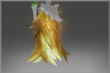 Golden Ornithomancer Mantle of the Benefactor