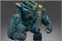 Cosmetic icon Majesty Of The Colossus - Monolith.png