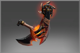 Cosmetic icon Off-Hand Weapon of the Bloodforge.png