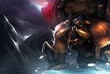 Загрузочный экран: Crimson Beast