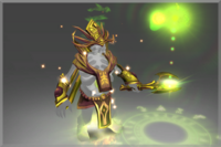 Golden Nether Lord's Regalia Set