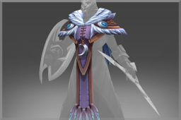 Cosmetic icon Vestment of the Silvered Talon.png