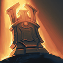Crown of the One True King Reincarnation icon.png