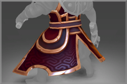 Cosmetic icon Robe of the Rekindled Ashes.png