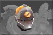 Clock Master's Helmet
