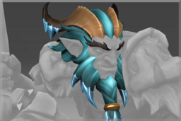 Cosmetic icon Head of the Icewrack Marauder.png