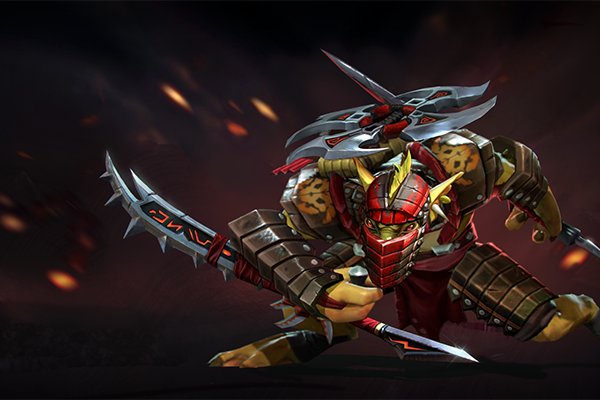 bounty hunter dota 2 wiki