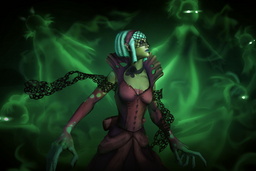Cosmetic icon Mourning Mother Loading Screen.png