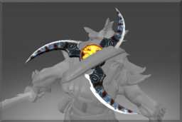 Cosmetic icon Shuriken of the Blood Stained Sands.png