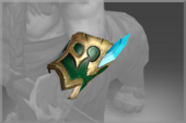 Bracers of the Azurite Warden