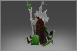 Cosmetic icon Cloak of the Arcanist's Guise.png