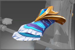Cosmetic icon Cuffs of the Crystalline Comet.png