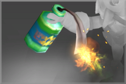 Cosmetic icon Molotov Cocktail of the Darkbrew Enforcer.png