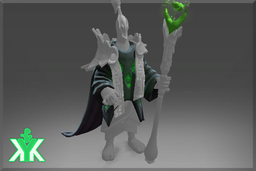 Cosmetic icon Robe of the Cruel Magician.png