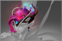 Cosmetic icon Tiara of the Faeshade Flower.png