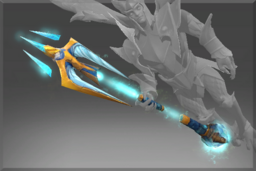 Cosmetic icon Argent Spear.png