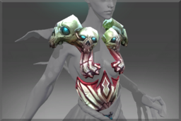 Cosmetic icon Decorative Armor of the Bone Scryer.png