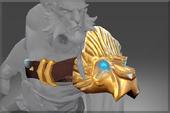 Shoulder of the Golden Mane