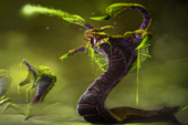 Venomous Deathbringer Loading Screen