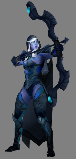 Drow Ranger model.png