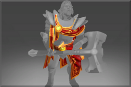 Cosmetic icon Cape of Heavenly Light.png