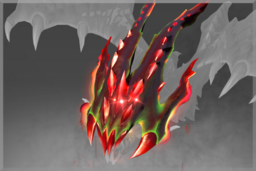 Cosmetic icon Malefic Drake's Hood of the Crimson Witness.png