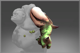 Cosmetic icon Plague Shoulder of the Nurgle Champion.png