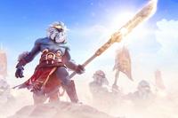 Vengeance of the Sunwarrior Loading Screen
