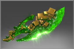 Cosmetic icon Emerald Conquest.png