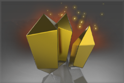 Cosmetic icon Gold 2014 Compendium Gem.png
