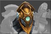The Brass Flyer Head