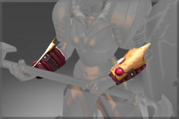 Cosmetic icon Armlet of the Dragon Guard.png