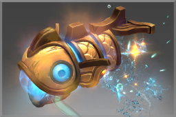 Cosmetic icon Golden Piscean Pulverizer.png