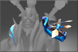 Cosmetic icon Shoulder of the Stormlands.png