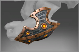 Cosmetic icon Bracers of the Ironbarde Charger.png
