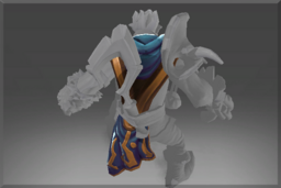 Cosmetic icon Robe of the Wolf Hunter.png