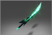 Jagged Honor Blade