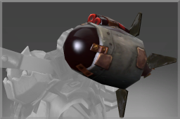 Cosmetic icon Mechanical Departure Rocket.png